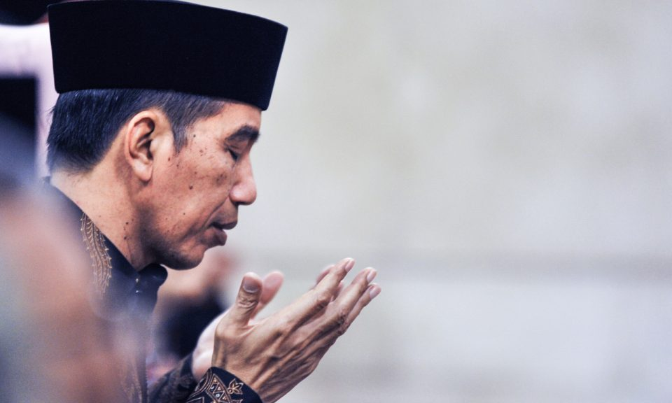 Widodo has no fear with Christian police chief pick
